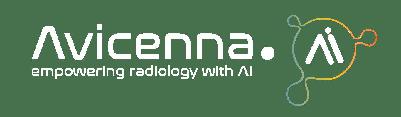 Avicenna.AI logo white